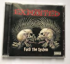 The Exploited - Fuck The System CD Impaled Nazarene Discharge Disclose