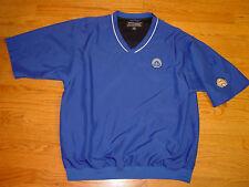 Mens L Medinah Country Club 2006 PGA Championship Golf Pullover Large Wind Shirt