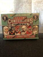 2020 Panini Contenders NFL Football Blaster Box!!SEALED!! 🔥🔥🔥