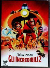 GLI INCREDIBILI 2 DISNEY DVD