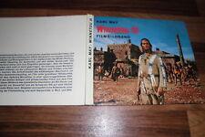 Karl May -- WINNETOU III // Film-Bildbuch 1966 / mit Pierre Brice + Lex Barker