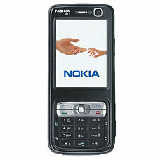 Nokia N73-Teléfono inteligente Negro (Desbloqueado)