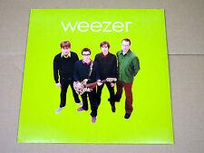 "LP Weezer - ""The Green Album"" - Universal Music Original US 2001"