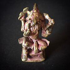 Indien Antique Indian Hindu Bronze Asia Buddha China Nepal Krishna Shiva Ganesha