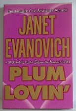 Plum Lovin' by Janet Evanovich (Paperback, 2007) fiction book VGC