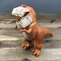 "Disney Pixar The Good Dinosaur T-Rex BUTCH Tomy 10"" Poseable Dino Action Figure"