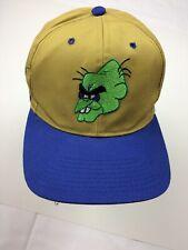 Vintage American Needle Toon Blockhead snapback hat cap Simon Barsinister