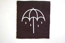 """Bring Me The Horizon Cloth Patch Sew On Badge Metal Rock Approx 4""""X3.5"""" (CP229"""