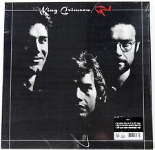 KING CRIMSON Red LP vinyl 200g UK 2013  KCLP7  Sealed/New