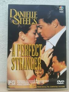 Danielle Steel's A Perfect Stranger DVD - AUSTRALIAN RELEASE