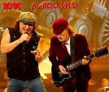 AC/DC - MADRID 2009 LIVE 2CD + BONUS DVDR - Limited & Numbered