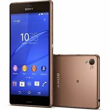 Sony Xperia Z3 Compact D5803 White 20mp 4g LTE Unlocked Android Smartphone