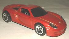 porsche carrera GT rouge hotwheels 1/64 neuve new Hot Wheels course rally