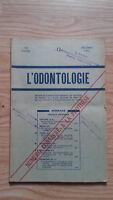Rivista Mensile - ODONTOLOGIA - 73ème Anno - Dicembre 1952, N° 12