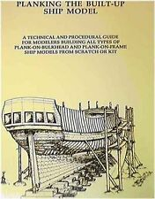 Model Shipways Planking BUILT-UP SHIP MODEL BOOK