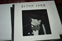 ELTON JOHN   ICE ON FIRE       LP    PHONOGRAM RECORDS   HISPD 26    1985