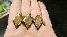 WWII ERA US ROTC Cadet Colonel Insignia Gemsco