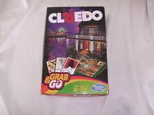 GRAB & GO TRAVEL CLUEDO GIOCO. HASBRO GAMING v.g.c.