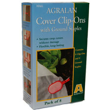 Cover Clip-ons with Ground Staples
