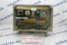 Climatron Control Box For Refrigeration System Fridge Used