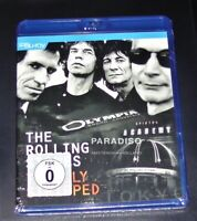 The Rolling Stones Totally Stripped SD On blu ray Rapide Expédition Neuf & Ovp