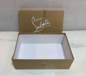 "Christian Louboutin Empty Shoe Box 11"" x 7.5"" x 4"""