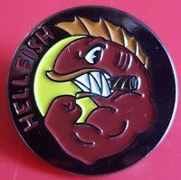 Simpsons Hellfish Grandpa Abe Pin Enamel Brooch Lapel Badge Cosplay Gift Gaming