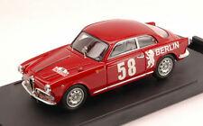 Alfa Romeo Giulietta SV #58 11th Rally Sestriere 1958 Schramm / Falk 1:43 Model