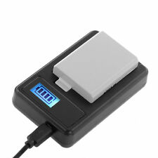 Finest Camera Battery charger for Canon LP-E5 KISS F X2 X3 Rebel XS XSi T1i UK