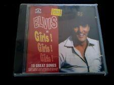 RARE ELVIS PRESLEY CD - ELVIS IN GIRLS! GIRLS! GIRLS! - MEMORY RECORDS