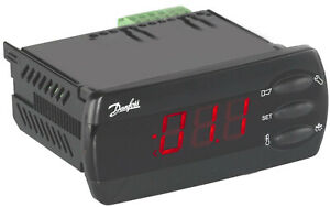DANFOSS EKC 202C 084B8523 Kühlstellenregler Controller Thermostat Refrigeration