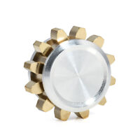 Fidget Spinner Metal MINI Gear Copper Figet Spinner Antistress Hand Toy For ADHD