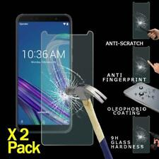 2 Pack Premium Tempered Glass Screen Protector For Asus ZenFone Max Pro(M1)