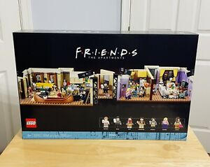 NEW LEGO 10292 Friends The Apartments - Sealed & Mint Box