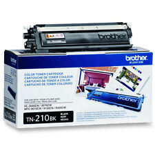 Original Brother TN-210BK Genuine Black Toner Cartridge (TN 210 OEM)