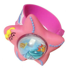 BUBBLE WATER FACE KIDS CARTOON TOY WATCHES