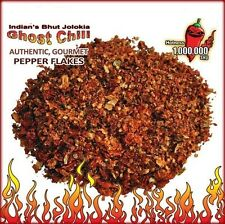 Pure Smoked Ghost Chili Flakes - 2 oz bag