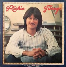 RICHIE FURAY DANCE A LITTLE LIGHT LP 1978 FOLK BLUES ROCK NM!! WHITE LABEL PROMO