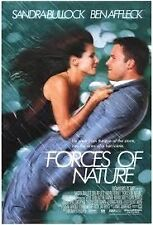 FORCES OF NATURE-Sandra Bullock, Ben Affleck-Region 4-New AND Sealed
