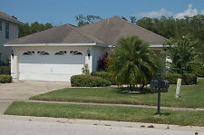 4341 Orlando villas for rent 3 bedroom home with pool and lake view 10 Nights