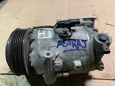 Vauxhall Astra J Mk6 1.7 Diesel (2012) Air Con A/C Compressor 13335251