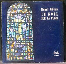Henri Ghéon Le Noël sur la place Compagnons de jeux Beznosiuk LP EX+, CV VG++