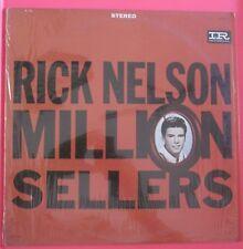 Ricky Nelson - Million Sellers LP vinyl album