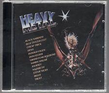 HEAVY METAL BLACK SABBATH BLUE OYSTER CULT NAZARETH DEVO CD F.C.COME NUOVO!!!