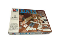 VINTAGE MB GAMES - BALI - WORD BUILDING CARD GAME - INCLUDES INSTRUCTIONS 1978