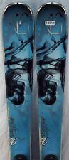 14-15 K2 Potion 76 Used Women's Demo Skis w/Bindings Size 142cm #433715
