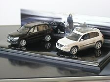 Volkswagen Tiguan Coffret Edition limitée 1/43 Schuco - black & white
