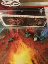 BACK PEGS Cavern Dwarf Legion Builder EX Mythic Legions Advent of Decay