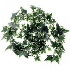 SETA Artificiale Ivy Garland-variegate verdi x 6ft Giardino Matrimonio Evento Trail