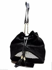 O'neill Black Cinch Bucket Bag Handbag Shoulder Bag Tote New! NWT